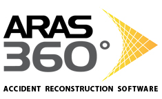 ARAS 360 Accident Reconstruction Software